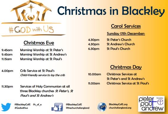 Christmas in Blackley