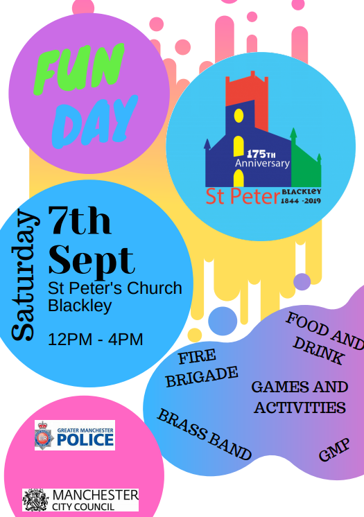 Fun Day 7th Sept
